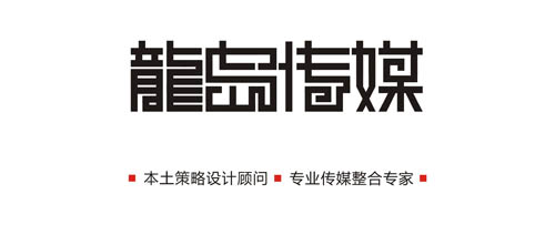 龙岛传媒 艺术字 美术字 艺术字 标志设计 标志设计